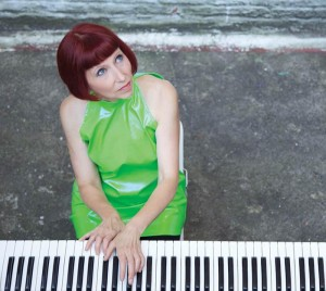 Pianist Kathleen Supové will perform during SEAMUS Concert #14 on Saturday, March 29, 2014 at 8pm in Crowell Concert Hall.