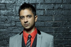 Vijay Iyer. Photo by Jimmy Katz.