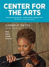 CFA Summer Brochure
