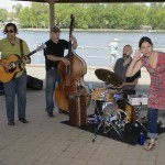 Feet to the Fire: Riverfront Encounter