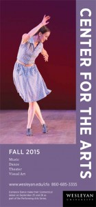 Dorrance Dance make their Connecticut debut on September 25 and 26 as part of the Performing Arts Series.